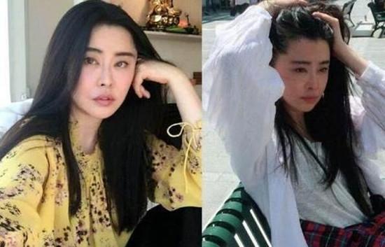 王祖贤近照曝光 50岁女人依旧女神范儿十足
