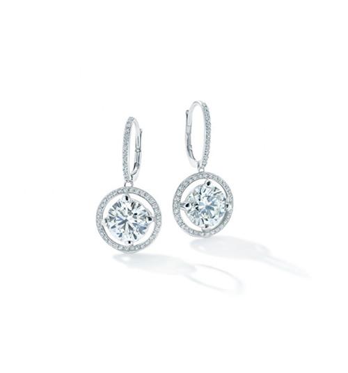 精致始于细节 Forevermark®珠宝品牌推出全新美钻耳环