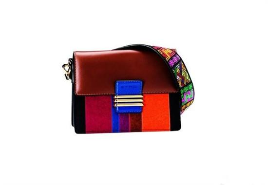 感性色彩 ETRO推出2017秋冬女士系列新款包包