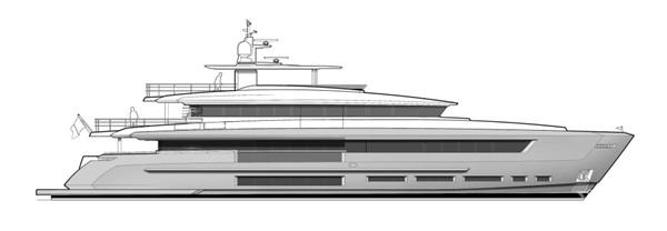 海星游艇确认收获41米FRP 135项目全新游艇订单