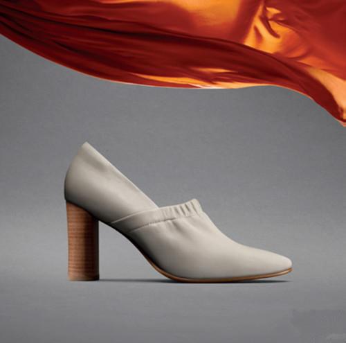 Clarks发布2017秋冬Second Skin系列全新女鞋