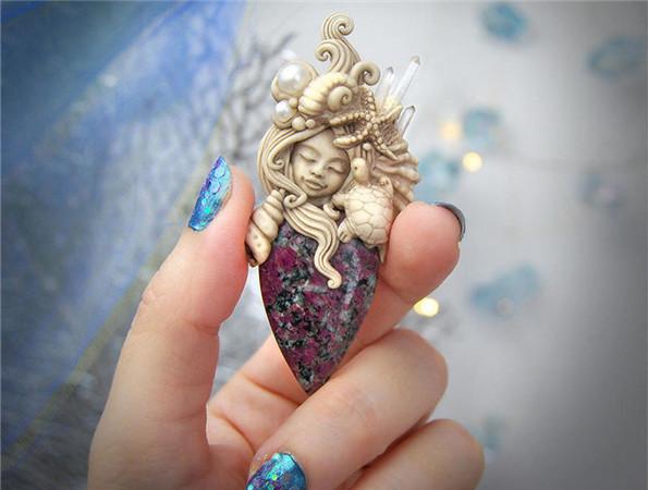 水晶珠宝式梦游小精灵 用无限爱意传递魔法世界的幸福和喜悦