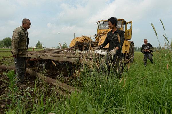 中国人正在离开俄远东地区 中亚近期的经济局势恶化