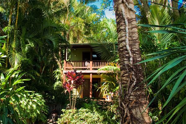 澳大利亚水景豪宅:远离其它一切纷扰的独立空间