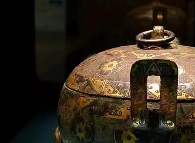东周王室奢侈品中的奢侈品——错金银鼎