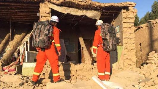 新疆精河县地震最新消息 保险业积极应对启动紧急方案