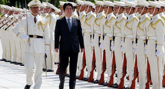 日本军费连创纪录 军费排名2017