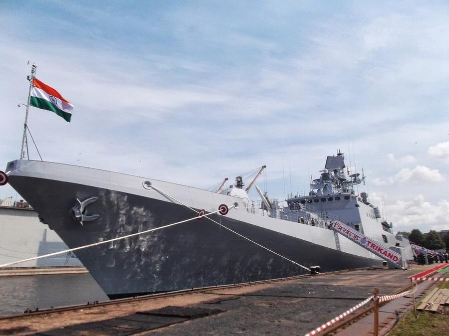 """中印对峙最新消息:中印对峙紧张升温之时 印度开设海上""""第二战场"""""""