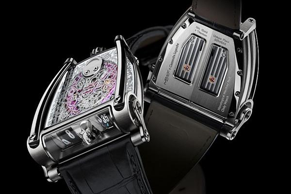 MB&F名表品牌推出HM8 Only Watch特别版腕表