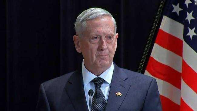 美防部长警告朝鲜:发起冲突会被彻底打败 朝鲜警告回击美国