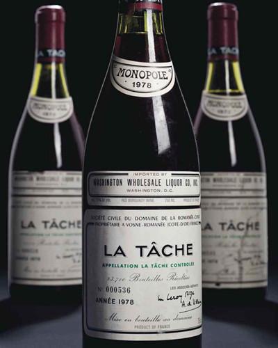 酒界传奇:罗曼尼·康帝酒庄拉塔希园干红葡萄酒