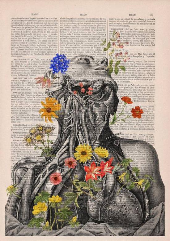西班牙艺术家 Magali 作品赏析。