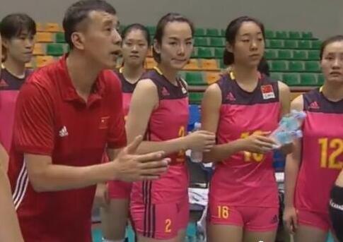 女排亚锦赛中国二队0-3负日本 11日下午将迎战澳大利亚队