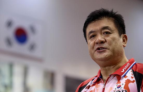 张继科恩师执教韩国:总有一天她们会战胜中国选手