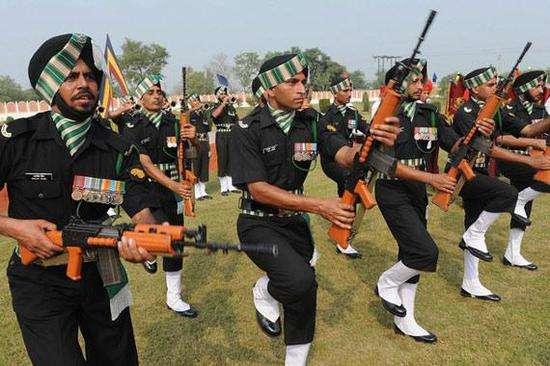 中印对峙最新消息:印度军队致命软肋 极端复杂民族宗教构成