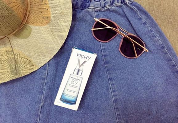 药妆市场首款肌底液 薇姿推出全新89火山能量瓶
