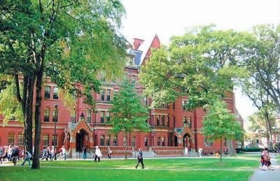 哈佛大学歧视华裔 美国司法部已介入调查