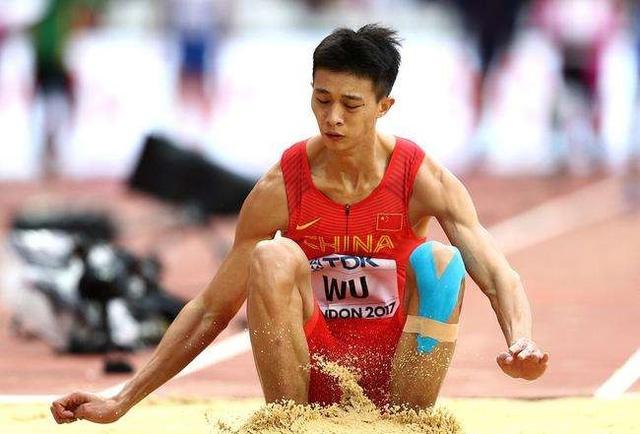 吴瑞庭三级跳远获得第9 范尼柯克无缘实现200米和400米的双冠王
