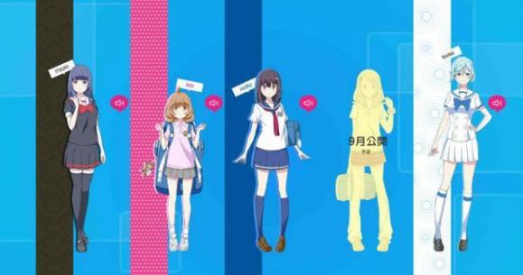 苍井空变形少女声优 动画第四话将于近期公开