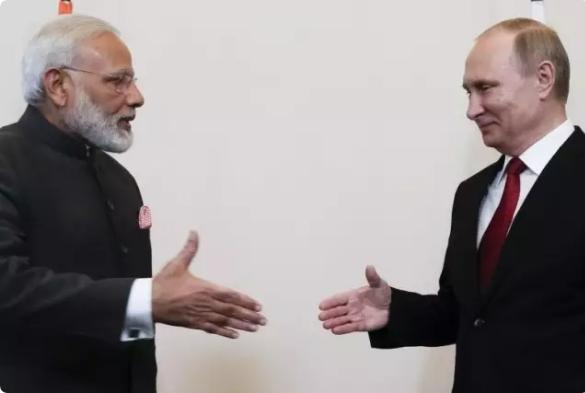 中印对峙最新消息:俄媒称中印对峙是西方埋雷 美国煽动印度反华