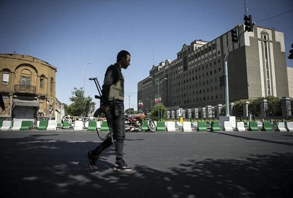 极端组织IS威胁再袭击德黑兰 将重复今年6月对德黑兰的袭击