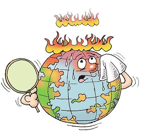 美国大气局:地球去年史上最热一年 地球变暖没有减缓