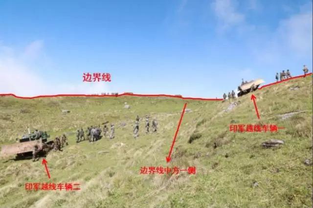 中印对峙最新消息:中印对峙点印村庄被搬离 避免村民在冲突中伤亡