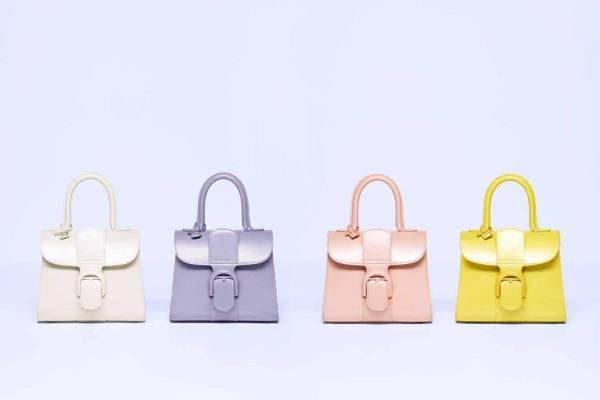 极简与优雅 Delvaux推出全新2017年春夏系列包包