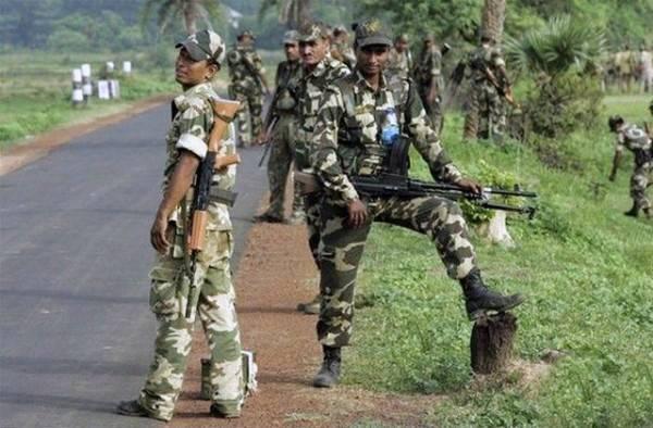 """4万印军正向边境集结 这次行动""""更多是在摆架势"""""""