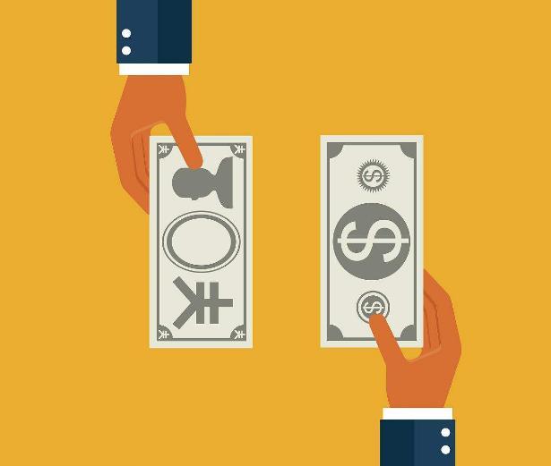 揭人民币大涨真相:高位换美元的你,还好吗?