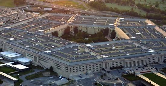 俄军机在美上空观察飞行 飞越美国政府秘密地堡