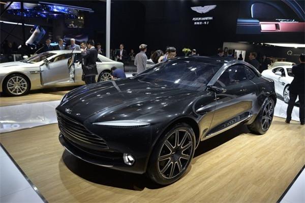 阿斯顿·马丁首款SUV动力曝光 2019年正式亮相