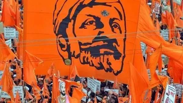 中印对峙最新消息:50万印度人竖战神旗帜 为了抗议莫迪!