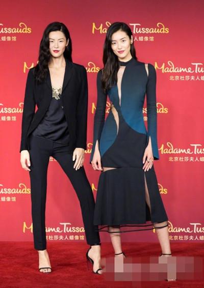 跟刘雯学服装流行趋势 一字带高跟鞋自带PS功效