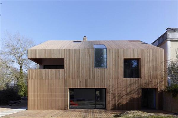 奥赛2G豪宅:能够享受到三个方向的景观