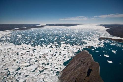 南极冰层下再现91座火山 超过目前所知最大的东非火山脊