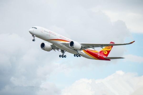 香港航空首架空客A350XWB私人飞机于法国完成首飞