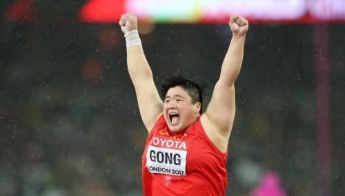 田径世锦赛中国队完美收官 成绩远超预期优势项目保持高水准