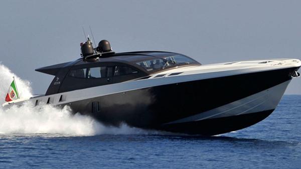 盘点8艘全球高速豪华游艇 速度才是你的制胜法宝