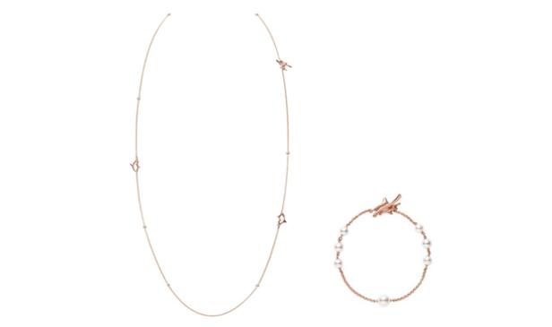 MIKIMOTO御木本推出全新Coral系列 以珍珠编织瑰丽珊瑚世界