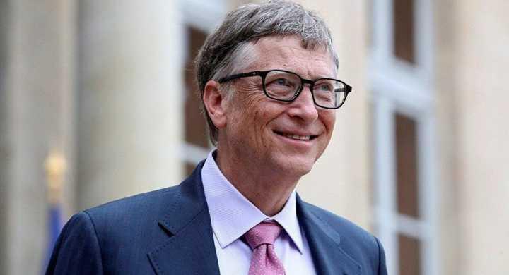 比尔·盖茨再为慈善捐46亿美元 创造2000年以来的最高捐赠记录