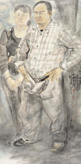 本次艺术家作品展以北京慧和天语艺术空间为平台,集结了当代中德两国13位绘画大家,包括徐里、李庚、王少军等。