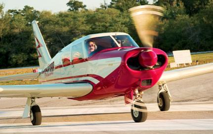 Comanche 250:派珀首架可收放式单引擎私人飞机