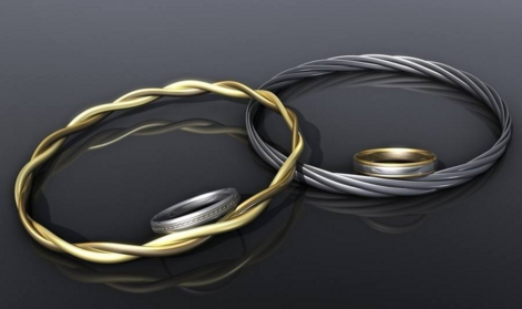 犒劳自己首选时尚珠宝 甜蜜圆满从简单一枚手镯或戒指开始!
