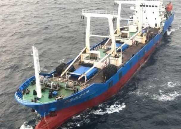 中国渔船20名船员被厄瓜多尔扣留 恐将获最高刑罚为三年监禁