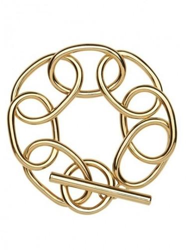 金色珠宝配饰:经典不过时 热情洋溢or优雅大气你想要的全都有