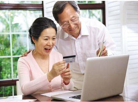 老年人信用卡