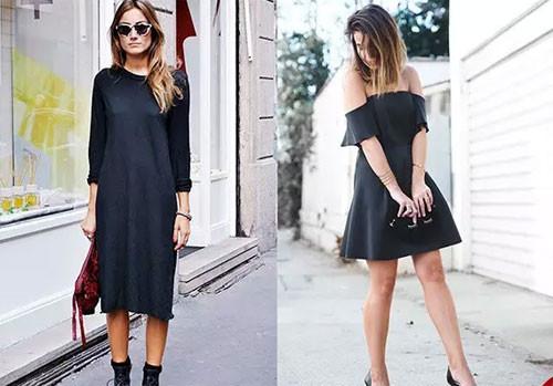 时尚穿衣搭配技巧示范 三款单品让你轻松瘦十斤