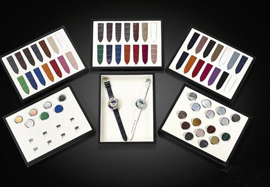 芬迪开启全新订制服务 打造专属你的腕表