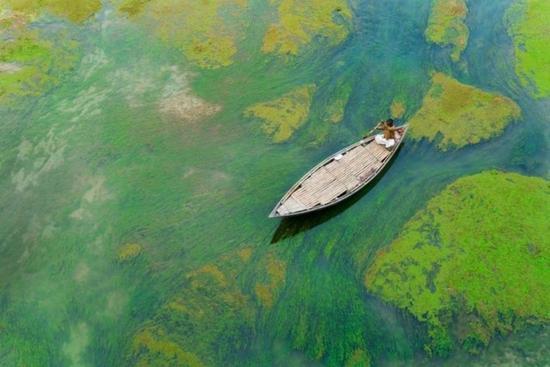 《PICTURESQUEPADDLIN》,孟加拉国巴拉尔河